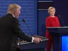 Pesquisas indicam que Hillary Clinton se saiu melhor em debate com Trump