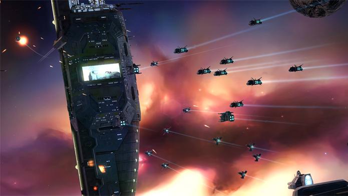 Game de estratégia em tempo real se beneficia dos novos gráficos (Foto: Reprodução/Filipe Garrett)