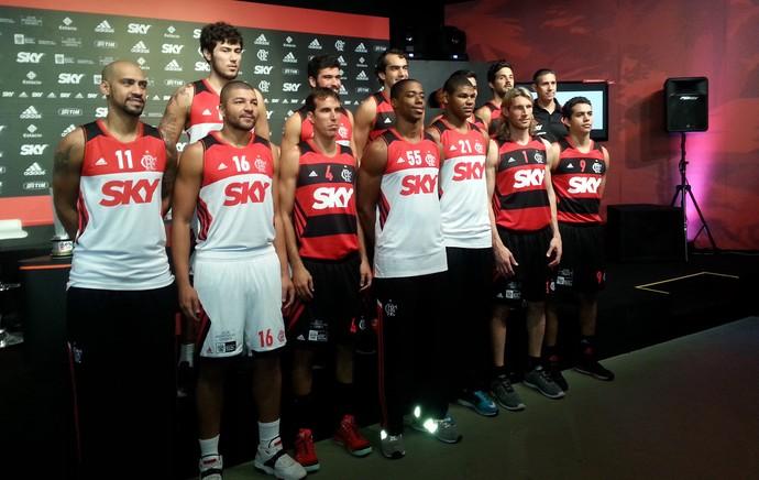 basquete Flamengo (Foto: Marcelo Pires)