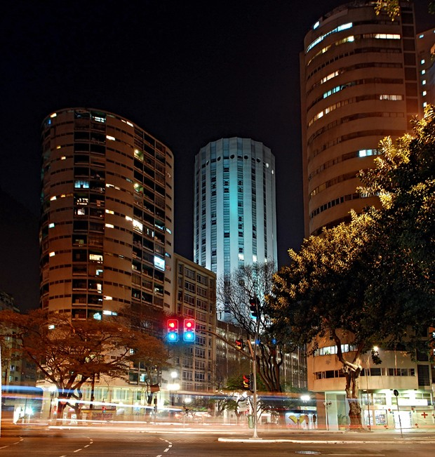Rua da Consolação sedia a Jardins Art Night (Foto: Eli Kazuyuki Hayasaka/Flickr)