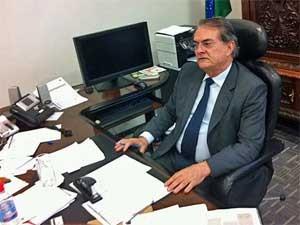 Antonio Ferreira Pinto, secretário de Segurança de SP (Foto: Kléber Tomaz/G1)
