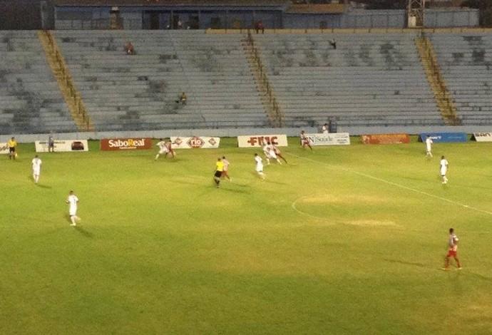 Uberaba Novo Esporte Segunda Divisão Mineiro (Foto: Felipe Santos)