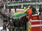 Policial do DF morto em corrida nos EUA foi atleta da seleção de basquete