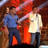 Leonardo e Eduardo Costa (Foto: Reprodução/TV Anhanguera)