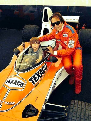 Emerson e Emmo Fittipaldi