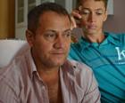 'Era apegado a mim', diz pai que atropelou filho (Jonatas Boni/G1)