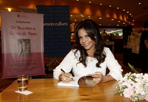 Sula Miranda (Foto: Celso Tavares / Ego)