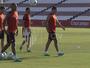 Ganso treina com grupo, mas não é confirmado por Sampaoli contra o Real