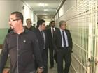 Comissão da OAB nacional vistoria unidades prisionais de Santa Catarina