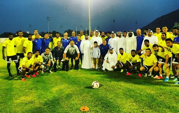 FC Goa Leo Moura Lucio Reinaldo Dubai
