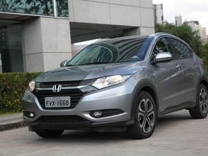 Honda HR-V (Foto: André Paixão/G1)
