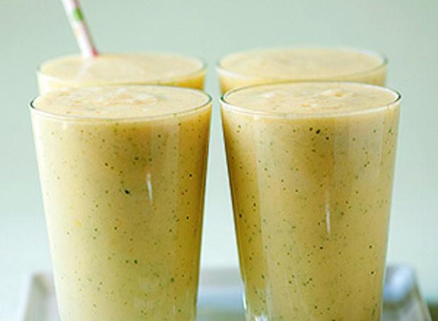 Vitamina de leite de coco (Foto: Iara Venanzi/Casa e Comida)