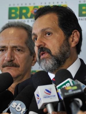 Agnelo Queiroz governador do Distrito Federal (Foto: Antônio Cruz / ABr)