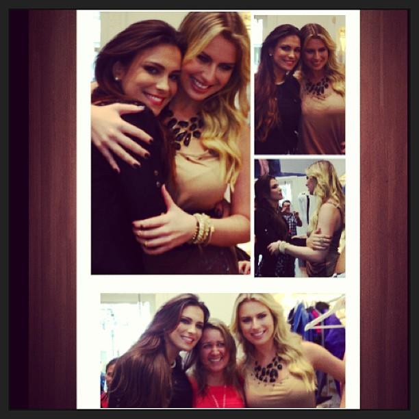 Kamilla e Fernanda (Foto: Reprodução/Instagram)