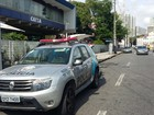 Assaltantes invadem duas agências bancárias no Recife nesta quinta
