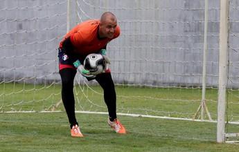 Sport confirma Agenor e aposta nele como sucessor do ídolo Magrão