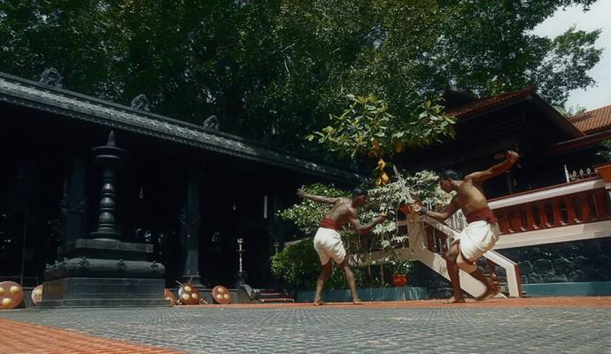 Kalari, Jogos do Mundo, Esporte Espetacular (Foto: Reprodução Pindorama Filmes)