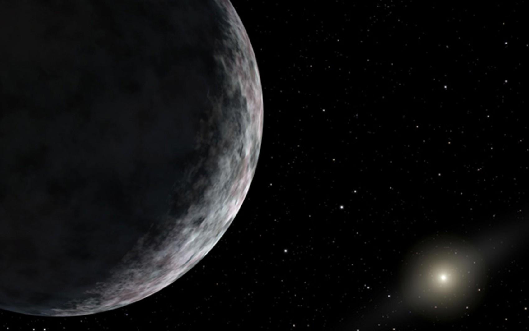 Cientista anunciaram descoberta de objeto 2015 KH162