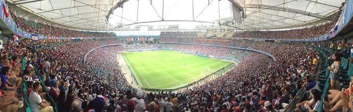 Bahia x Bragantino; Arena Fonte Nova (Foto: Divulgação/EC Bahia)