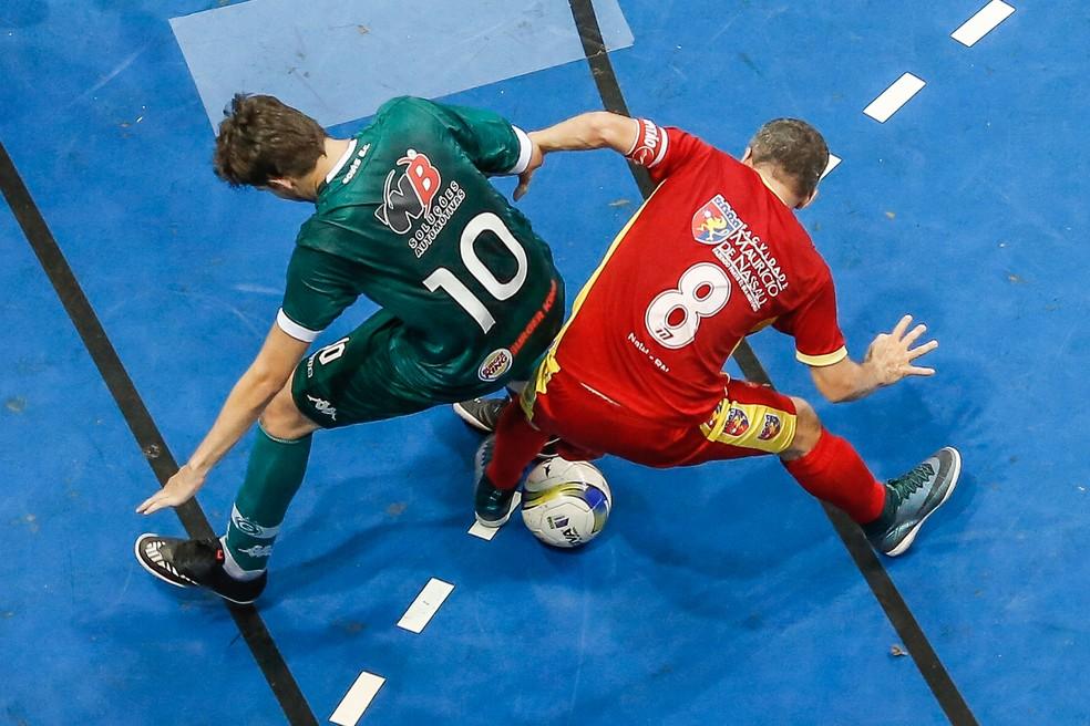 Natal recebe torneios universitários de futsal, vôlei, basquete, handebol e tênis (Foto: Divulgação/CBDU)