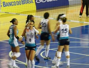 Minas x São Caetano (Foto: Rodrigo Fuscaldi / Globoesporte.com)