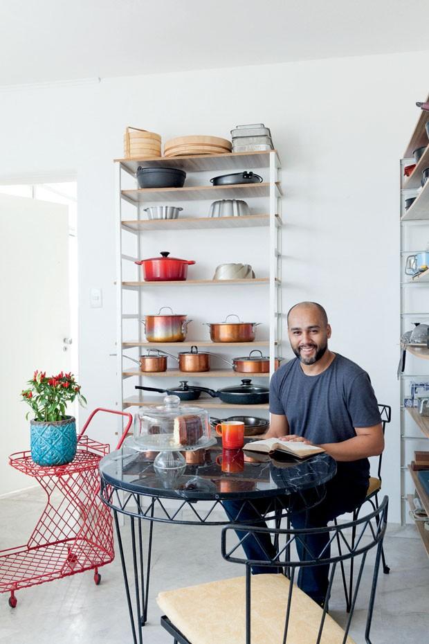 Rodrigo Almeida (Foto: Filippo Bamberghi)