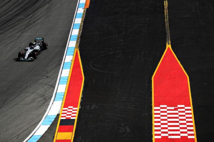 Nico Rosberg, GP da Alemanha, Fórmula 1 (Foto: Getty Images)