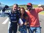 Malvino Salvador mostra bastidores de 'Haja Coração' com Mariana Ximenes