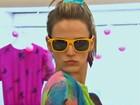 Bianca Bin elege peças preferidas e garante: 'Estou adorando ser loira'