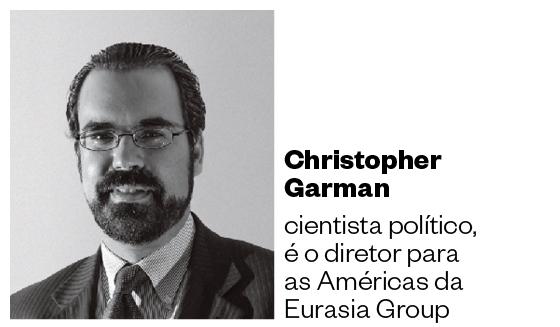 Christopher Garman (Foto: Arquivo Pessoal)