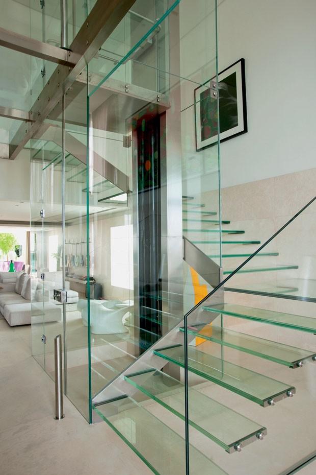 11 escadas para escalar e decorar