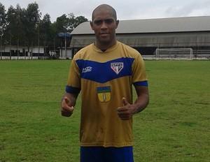 Diego Negão; São PAulo-AP; Amapá; Futebol (Foto: Divulgação/São Paulo-AP)