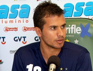 Danilo Sacramento, meia do Guarani (Foto: Reprodução EPTV)