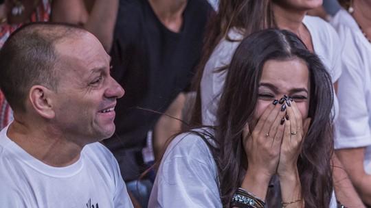 Mayla diz que chorou ao ver briga de Ilmar com Emilly: 'Achava que ele gostava dela'