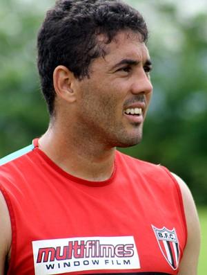 Zagueiro Igor, Botafogo-SP (Foto: Cleber Akamine / globoesporte.com)