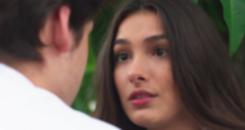 Em 'Malhação', Lu e Rodrigo decidem namorar escondidos (TV Globo)
