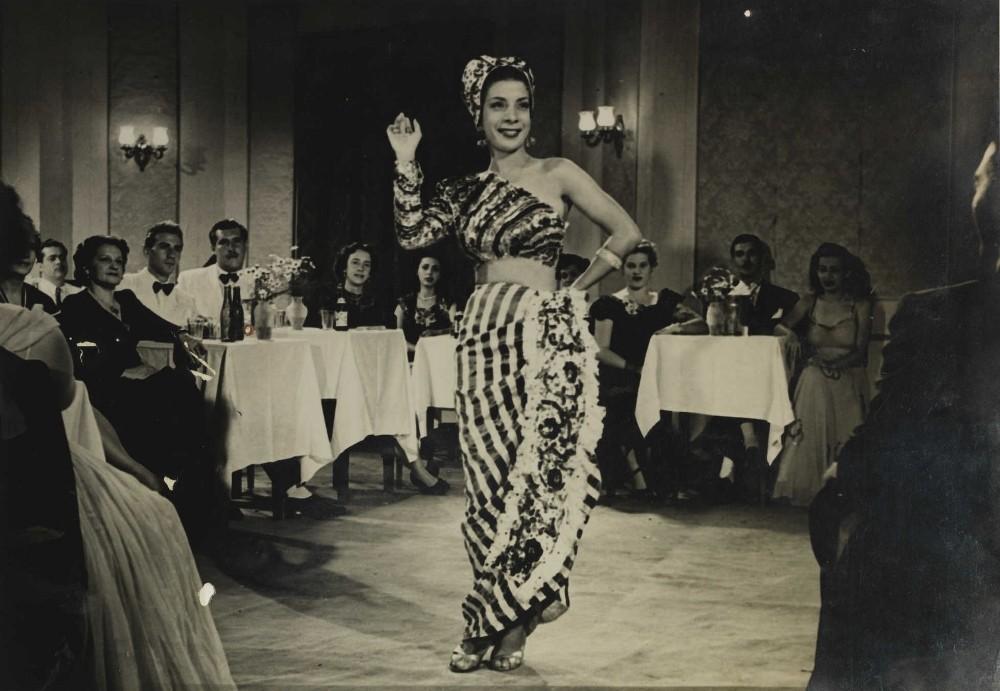 Filme O Rei do Samba (1952)