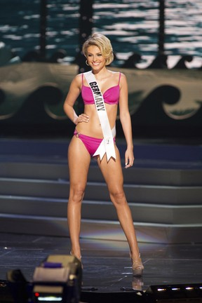 Miss Universo - Alemanha - Josefin Donat (Foto: Reuters)