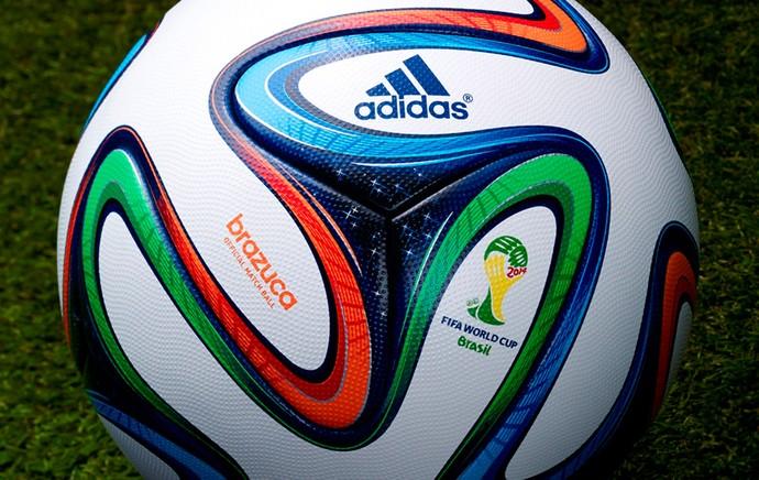 Bola brazuca Copa do Mundo (Foto: Divulgação)