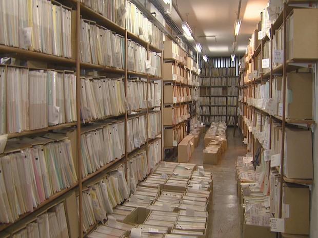 Processos parados contra contribuintes chegam a 200 mil em Piracicaba (Foto: Reprodução/EPTV)