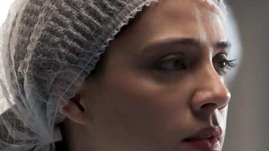 Anita desiste de fazer inseminação