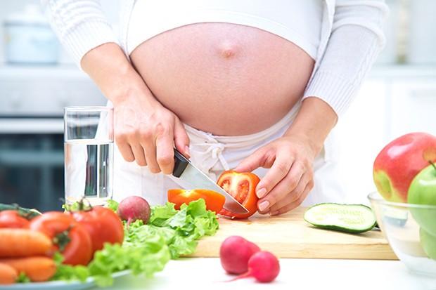 Alimentação saudável podem evitar parto mais complicado e risco de prematuridade (Foto: Divulgação Hapvida)