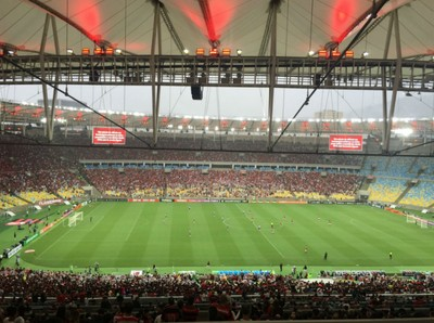 Flamengo Botafogo Maracanã (Foto: Raphael Zarko)