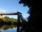 Ponte de Jaguari é a 5ª a cair na Região Central do RS em 13 anos