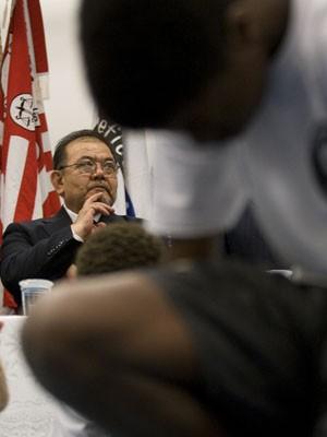 Luiz Nakaharada seria julgado por crimes (Foto: Antonio Gauderio/Folhapress)