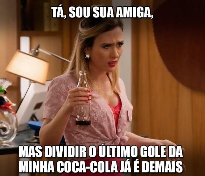 Fedora - meme 8 (Foto: TV Globo)
