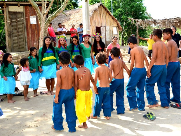 Trilha passará por tribos indígenas (Foto: Fernando Silva/ Ascom Maricá)