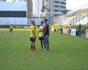 ABC oficializa rescisão contratual do zagueiro e capitão Leandro Amaro