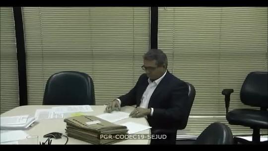 Delator diz que senador Dário Berger recebeu R$ 1 milhão para votar em Renan Calheiros