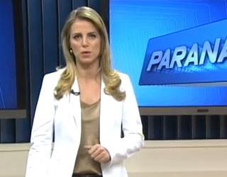 Paraná TV 1ª EDIÇÃO (Foto: Reprodução/RPC TV)